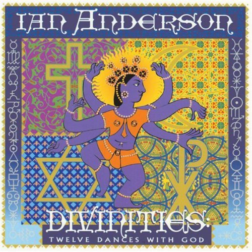 Divinities: Twelve Dances With God by ANDERSON, IAN album cover