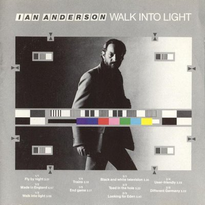 Ian Anderson - Walk Into Light  CD (album) cover
