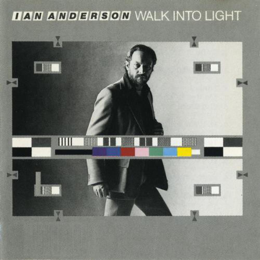 Walk Into Light by ANDERSON, IAN album cover
