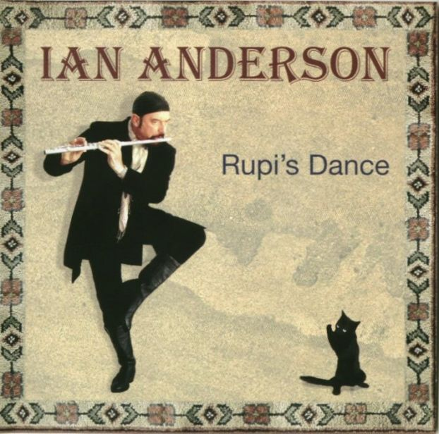Rupi's Dance  by ANDERSON, IAN album cover