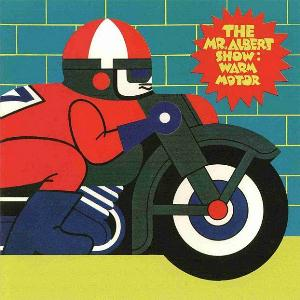 Mr. Albert Show Warm Motor album cover
