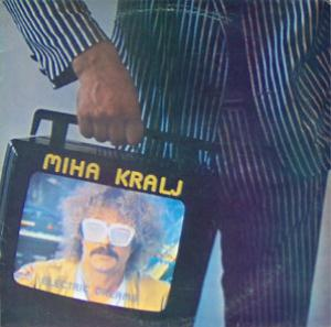 Miha Kralj Electric Dreams album cover