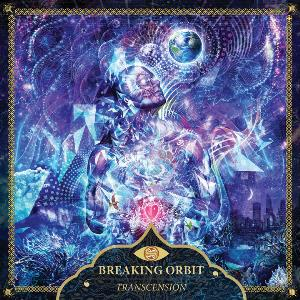 Transcension by BREAKING ORBIT album cover