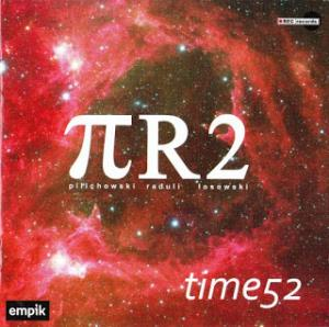 Pi-eR-2 Time 52 album cover