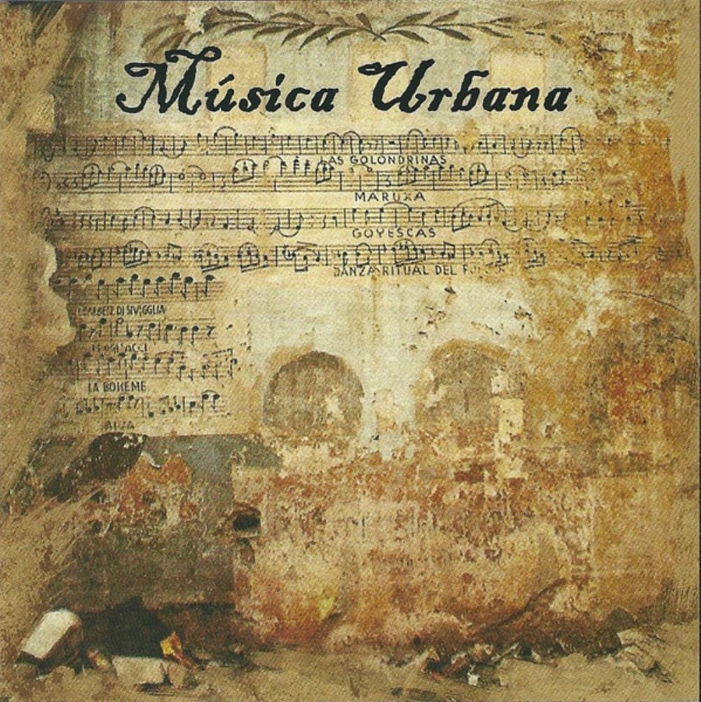 Música Urbana by MÚSICA URBANA album cover