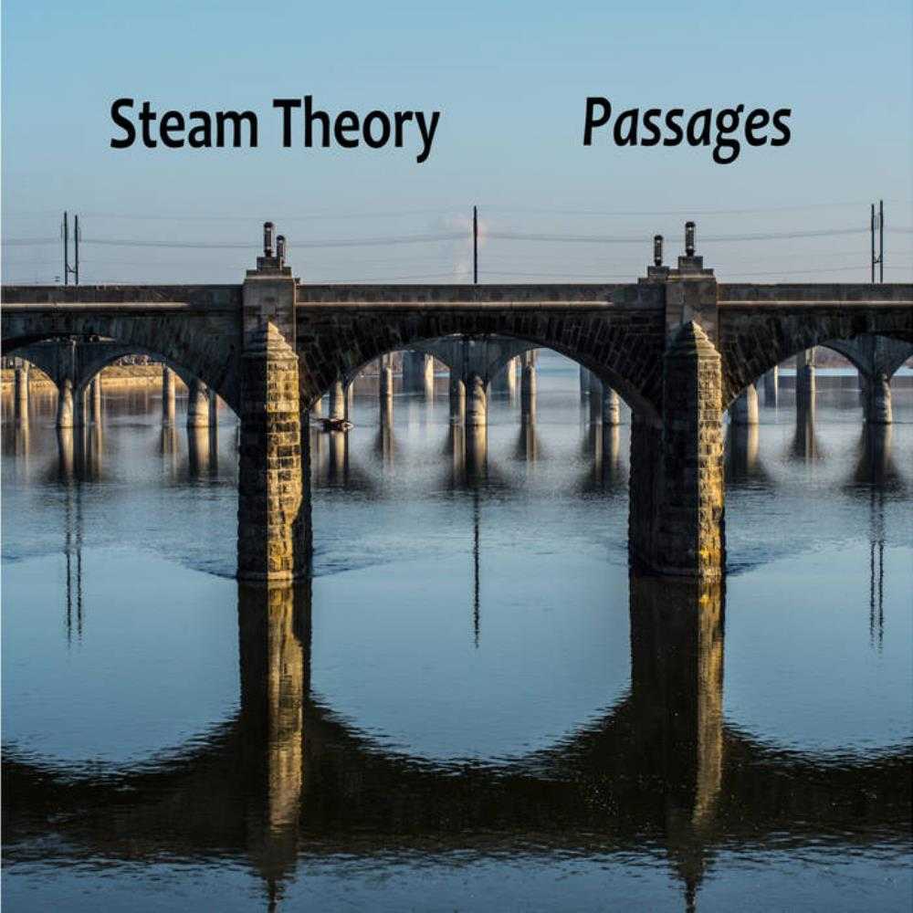 Passages by STEAM THEORY album cover