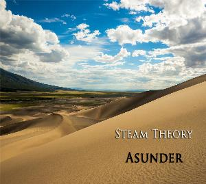 Asunder by STEAM THEORY album cover