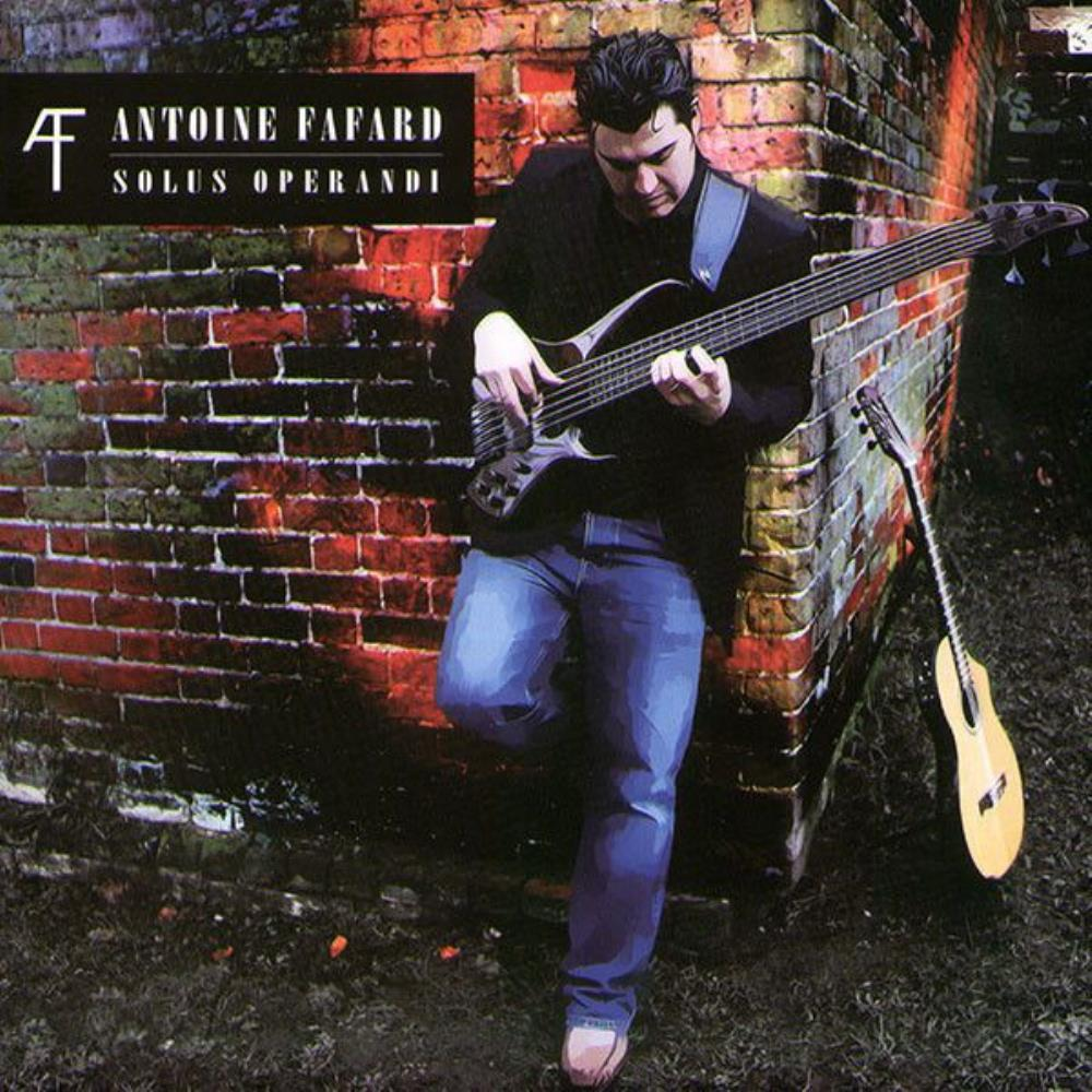 Solus Operandi by FAFARD, ANTOINE album cover