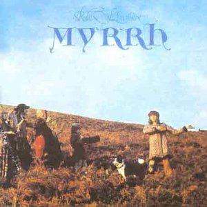 Myrrh by WILLIAMSON, ROBIN album cover
