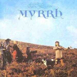 Myrrh by WILLIAMSON, ROBIN album cover