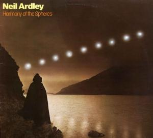 Neil Ardley Harmony of the Spheres album cover