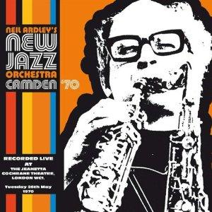 Neil Ardley camden '70 (with The New Jazz Orchestra) album cover