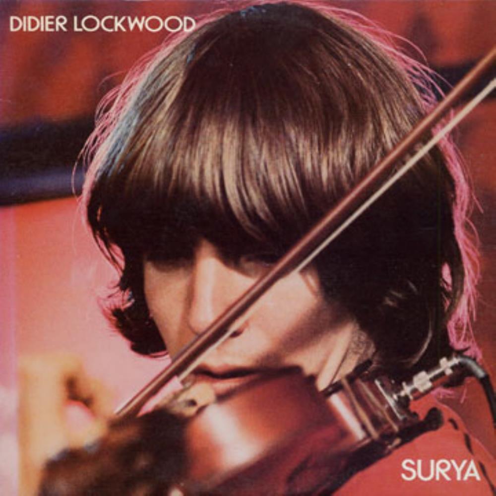 Surya by LOCKWOOD, DIDIER album cover