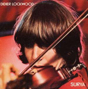 Didier Lockwood Surya album cover