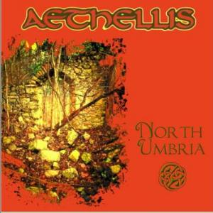Aethellis Northumbria album cover