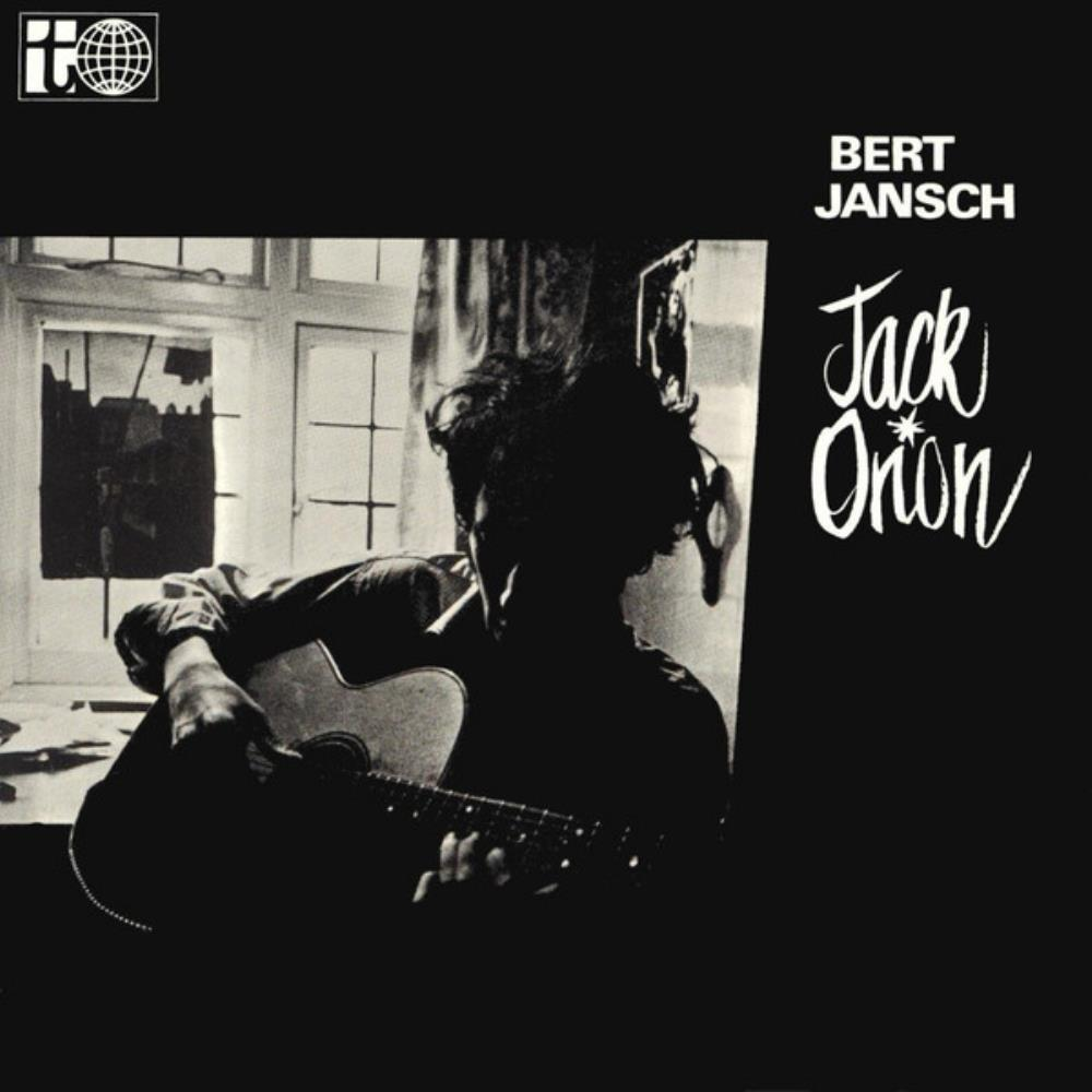 Bert Jansch - Jack Orion CD (album) cover