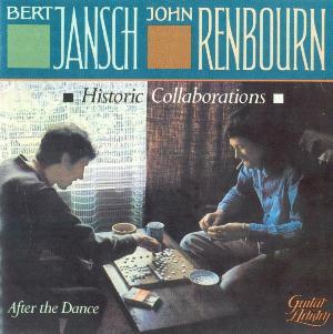 After the Dance (w/ John Renbourn) by JANSCH, BERT album cover