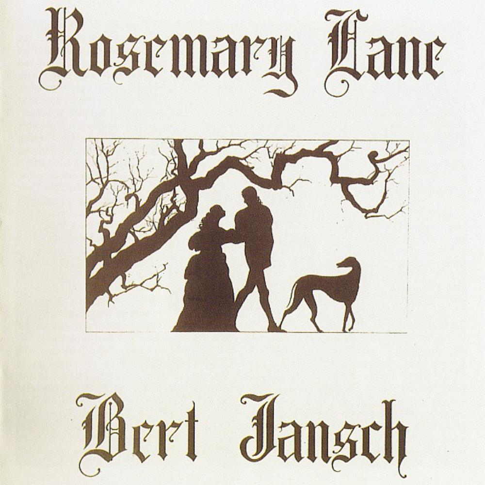 Bert Jansch - Rosemary Lane CD (album) cover