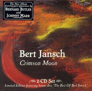 Crimson Moon by JANSCH, BERT album cover