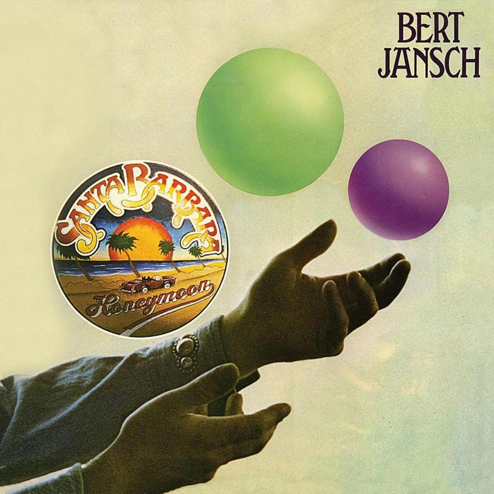 Santa Barbara Honeymoon by JANSCH, BERT album cover