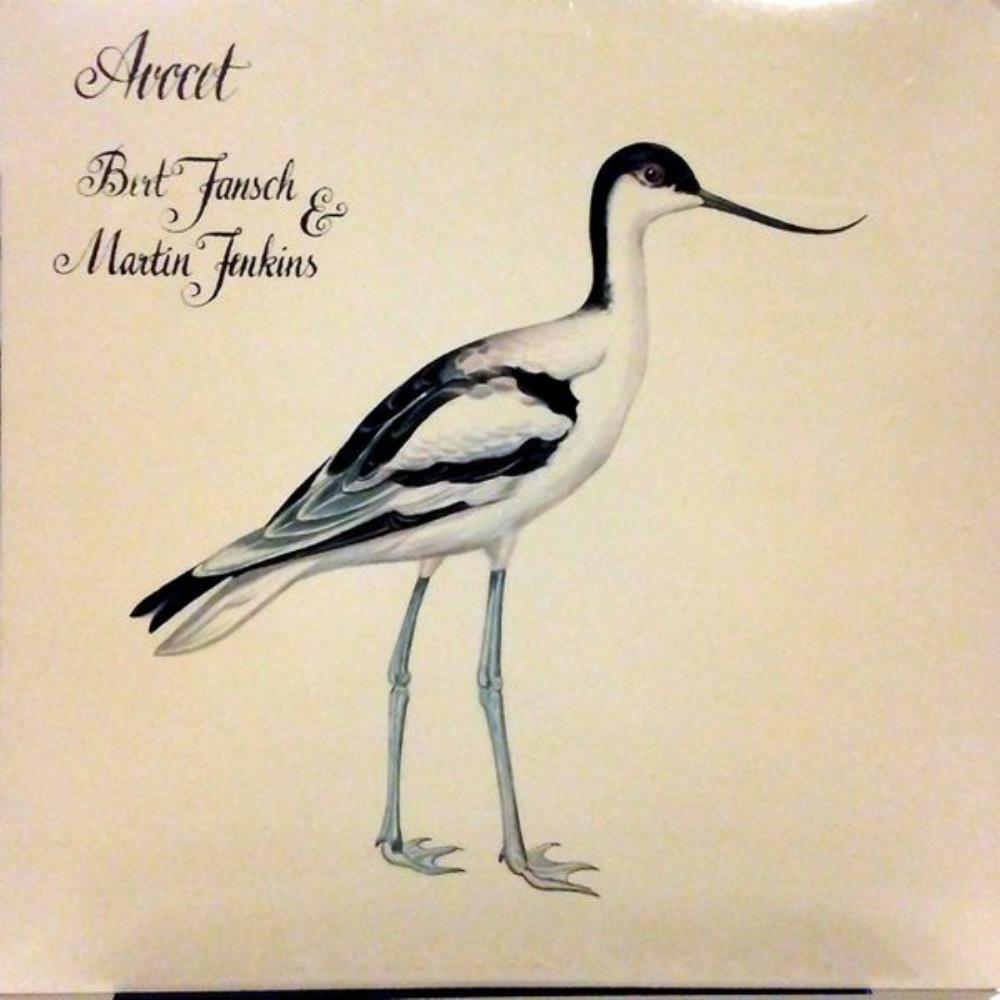 Bert Jansch & Martin Jenkins: Avocet by JANSCH, BERT album cover