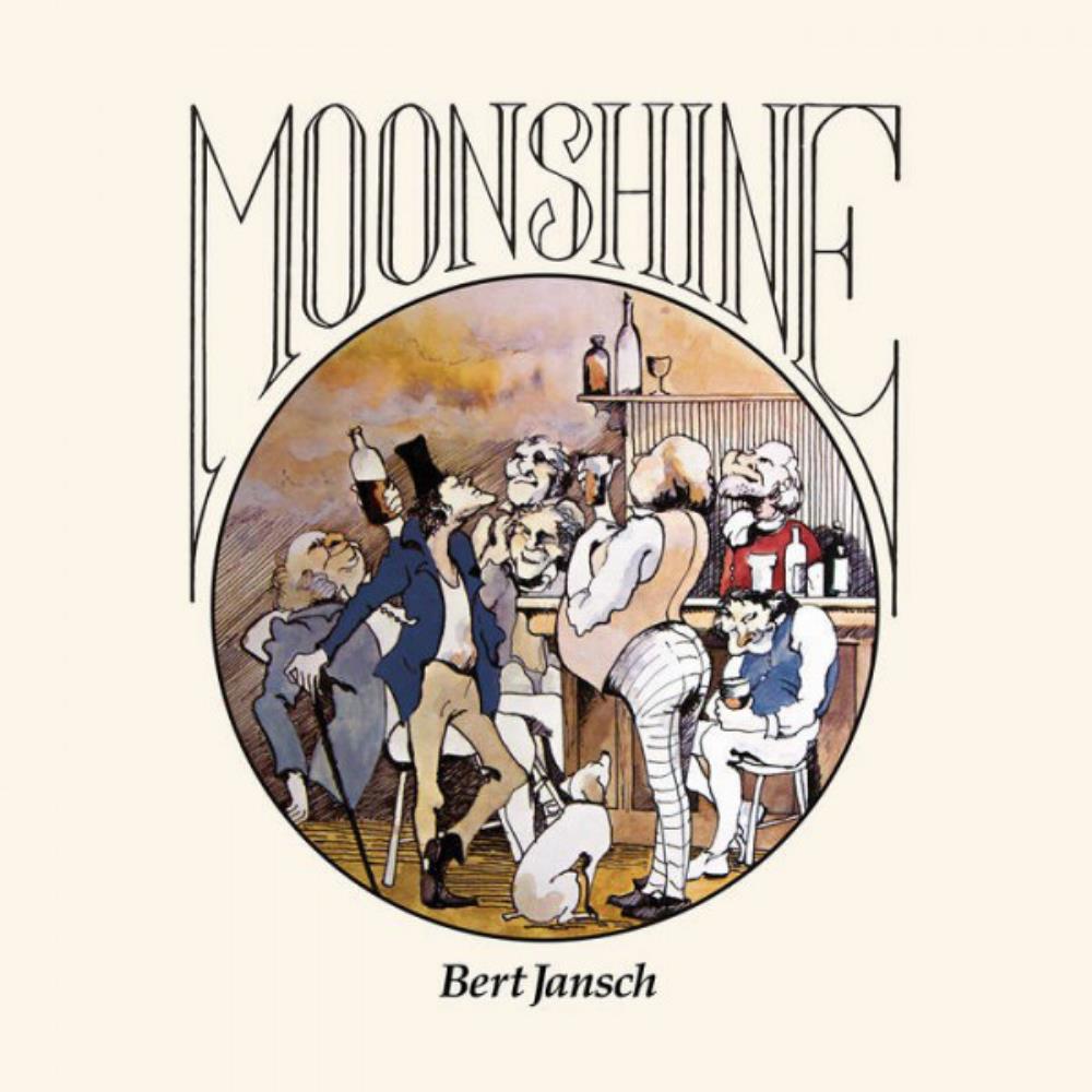 Moonshine by JANSCH, BERT album cover