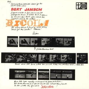 Nicola by JANSCH, BERT album cover