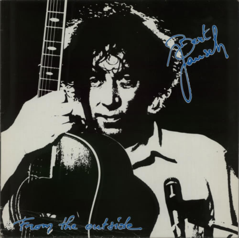 From The Outside by JANSCH, BERT album cover