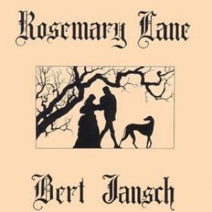 Rosemary Lane by JANSCH, BERT album cover