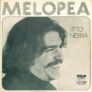 Melopea by NEBBIA, LITTO album cover