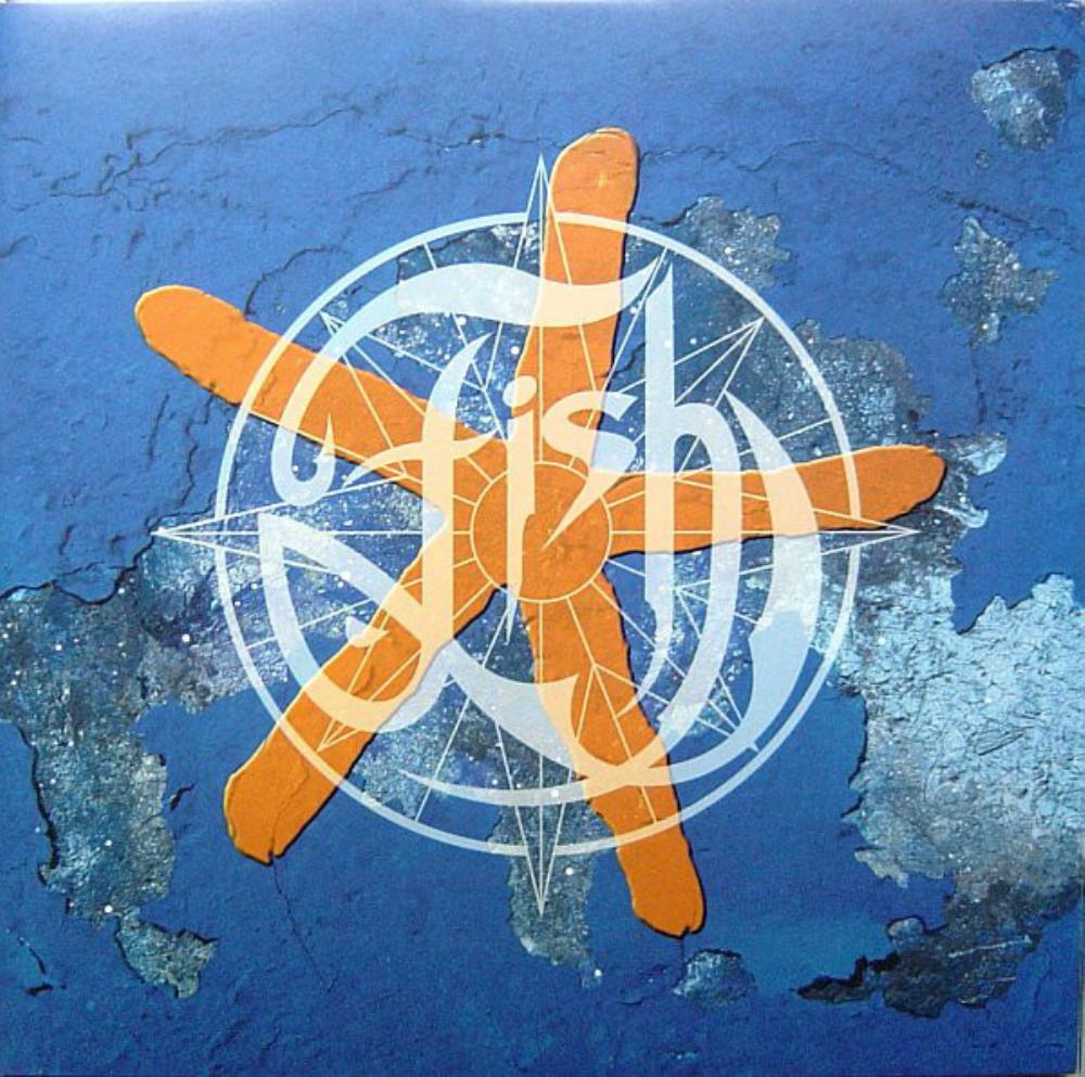 Fish - Thirteenth Star CD (album) cover