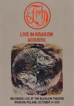 Fish - Live In Krakow - Acoustic CD (album) cover