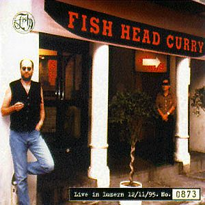 Fish Fish Head Curry album cover