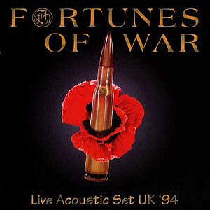 Fish Fortunes of War - Live Acoustic Set UK '94  album cover