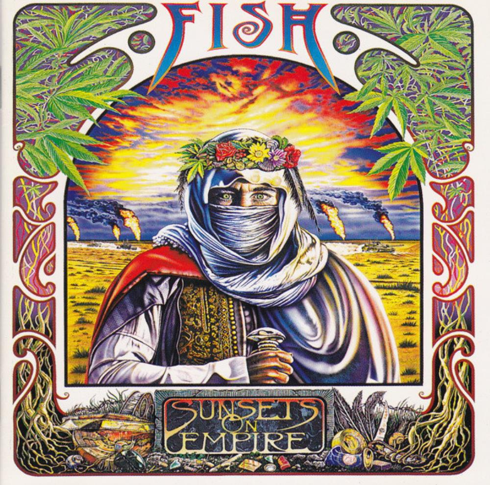 Fish Sunsets On Empire album cover