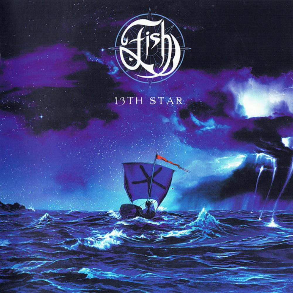 Fish - 13th Star CD (album) cover