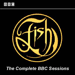 Fish - The Complete BBC Sessions CD (album) cover