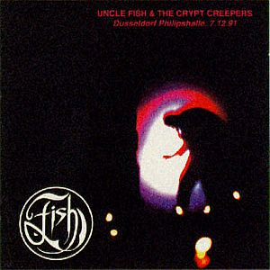 Fish Uncle Fish & The Crypt Creepers album cover