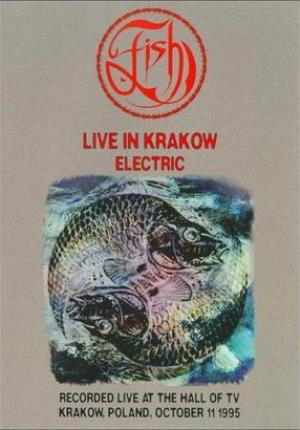Fish Live In Krakow - Electric album cover