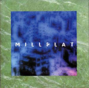 Millplat - Millplat CD (album) cover