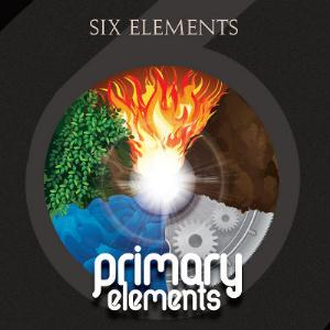 Primary Elements by SIX ELEMENTS album cover