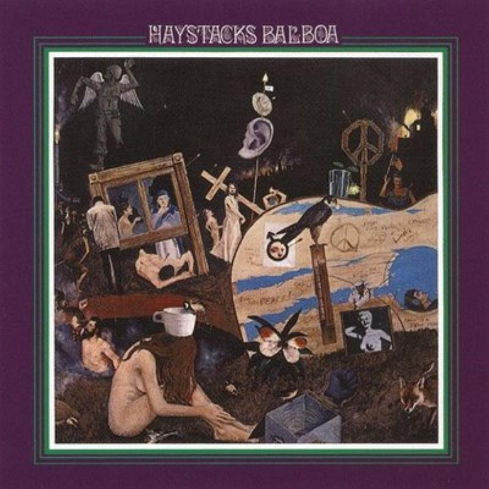 Haystacks Balboa - Haystacks Balboa  CD (album) cover