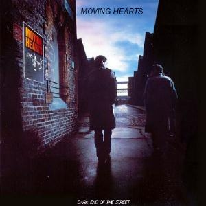 Dark End of the Street by MOVING HEARTS album cover
