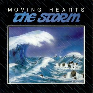 The Storm by MOVING HEARTS album cover