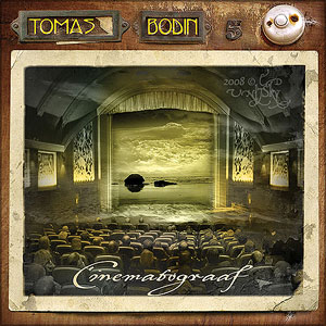 Tomas Bodin Cinematograaf album cover