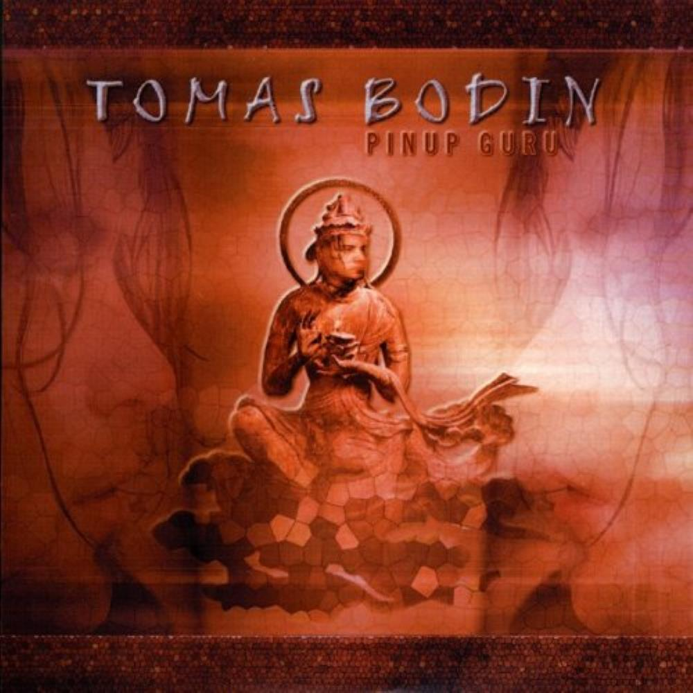 Pinup Guru by BODIN, TOMAS album cover