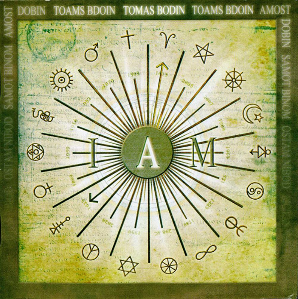 Tomas Bodin - I AM CD (album) cover