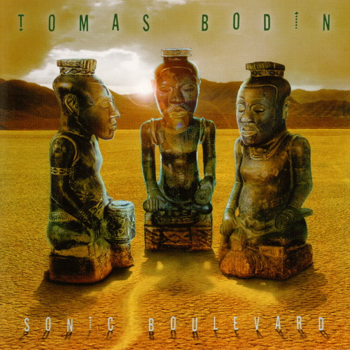 Sonic Boulevard by BODIN, TOMAS album cover