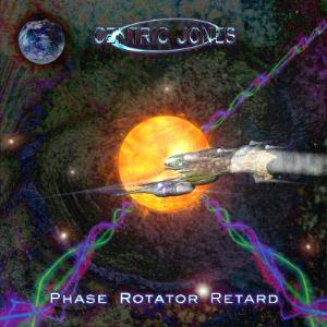 Phase Rotator Retard by CENTRIC JONES album cover