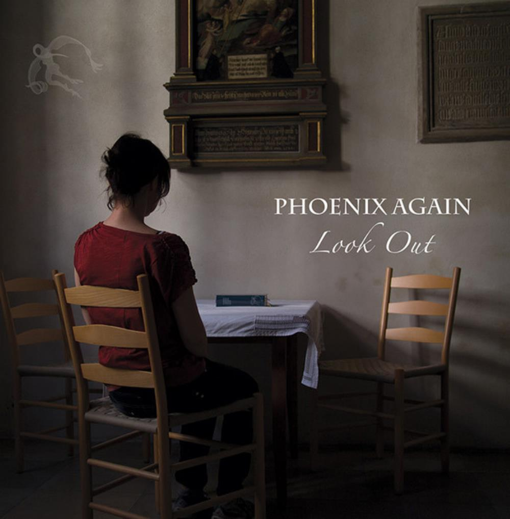 Phoenix Again - Look Out CD (album) cover